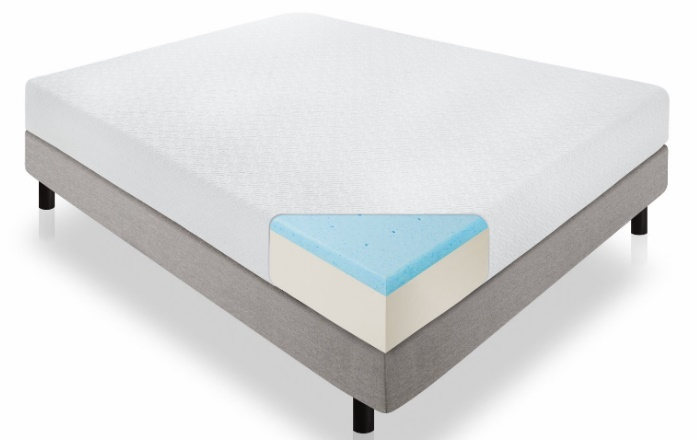 Best Gel Memory Foam Mattress Review 2018