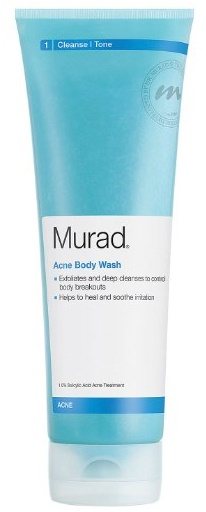 Best Body Wash for Acne Prone Skin Murad Acne Complex Acne Body Wash1