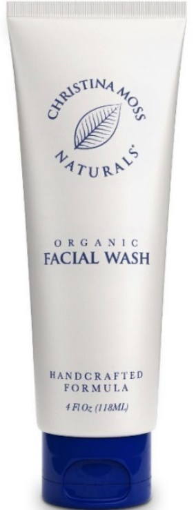 Facewash For Your Oily Skin Christina Moses Naturals Organic Facial Wash