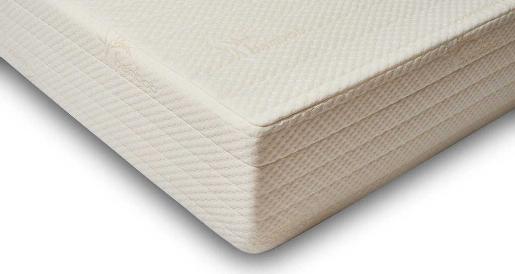 "Brentwood Home Bamboo Gel 13 "" Mattress Edge Support"