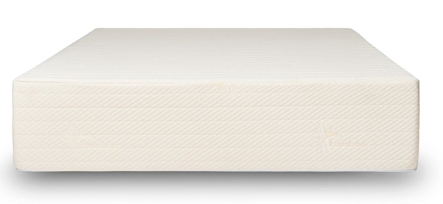"Brentwood Home Bamboo Gel 13 "" Mattress Inflation Time"
