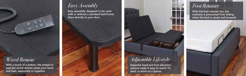 Classic Brands Affordamatic Adjustable Bed Review
