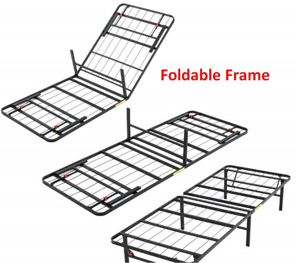 Classic Brands Hercules Bed Frame Reviews – Foldable Frame