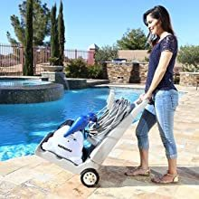 Hayward Robotic Pool Cleaner Reviews – Weight