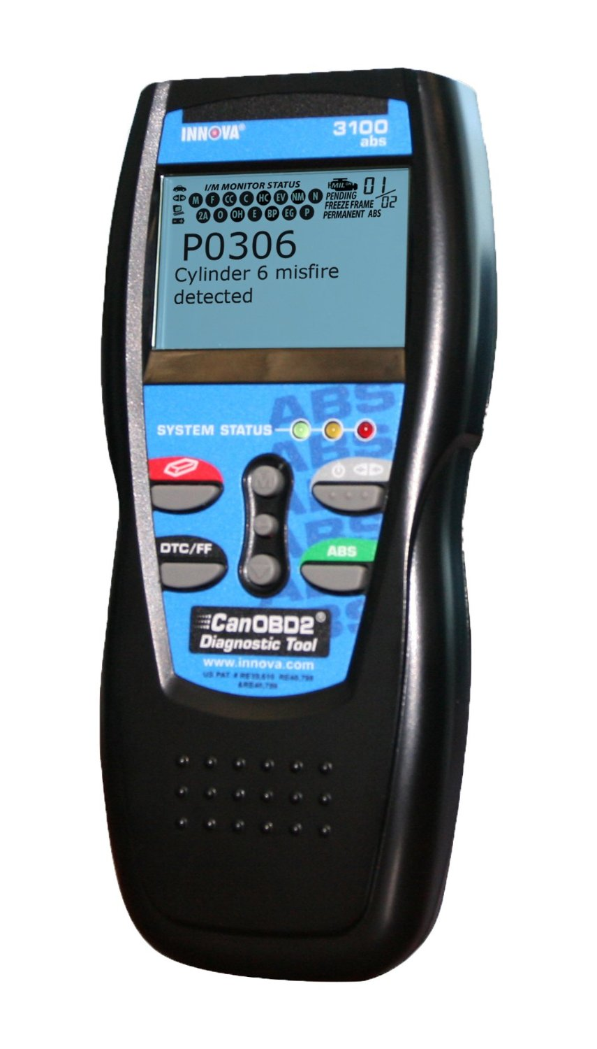 Innova 3100 Diagnostic Scan Tool Code Reader