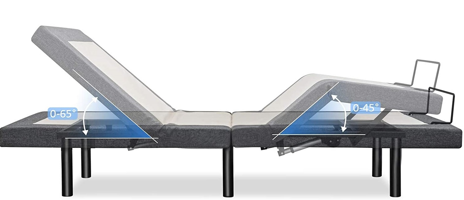 Inofia Adjustable Bed Review - Adjustments