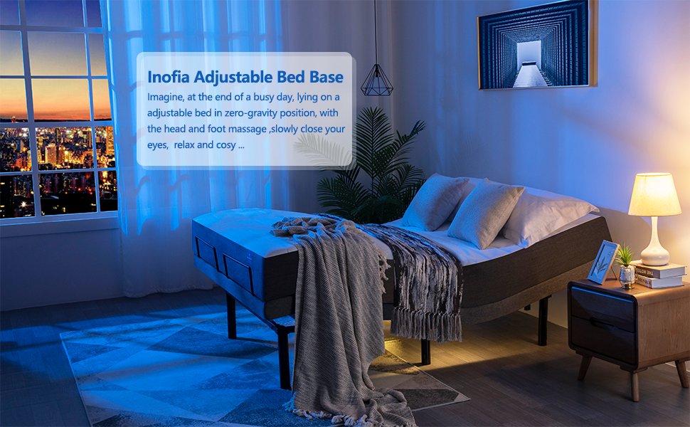 Inofia Adjustable Bed Reviews
