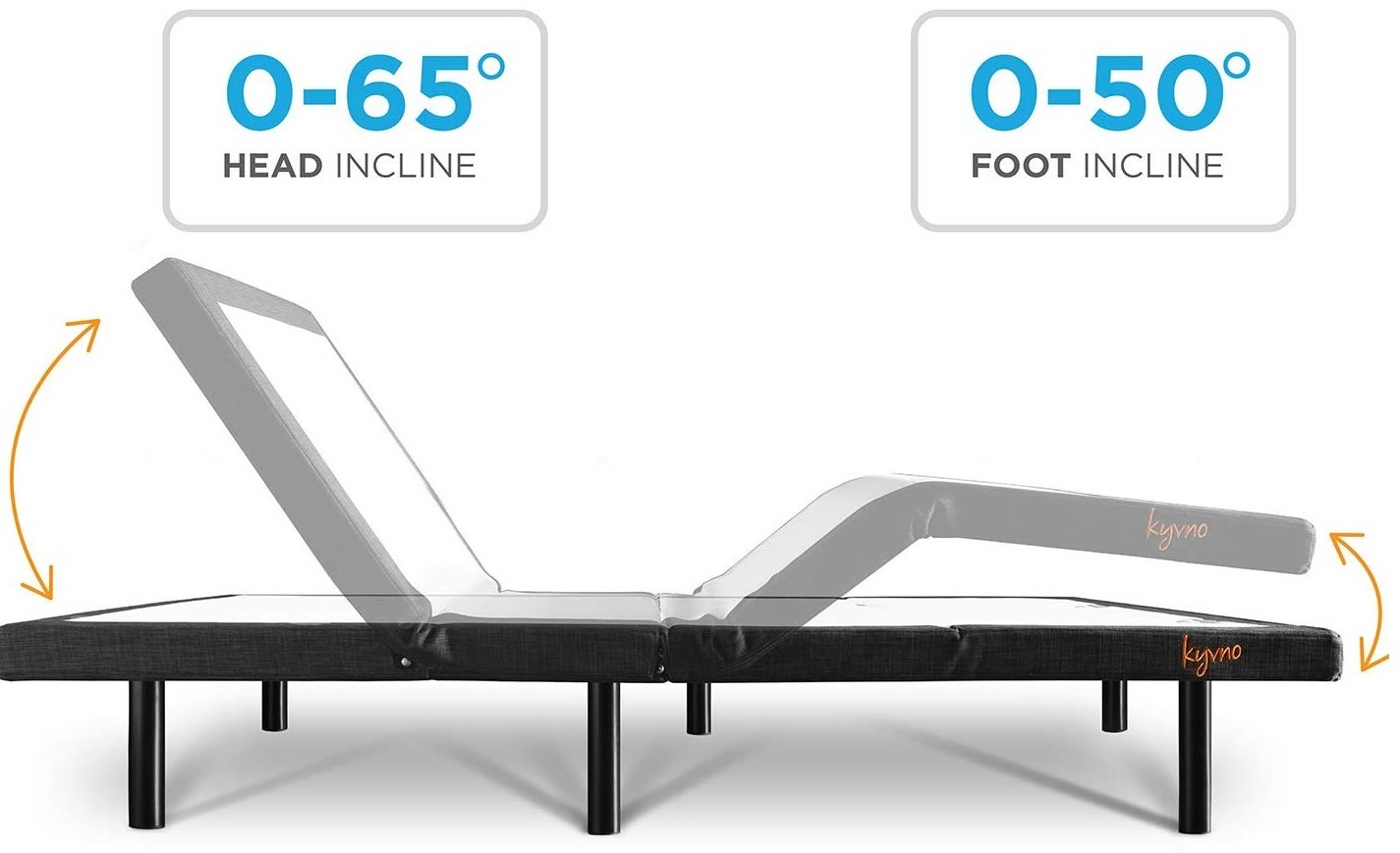 Kyvno Adjustable Bed Reviews - Adjustments