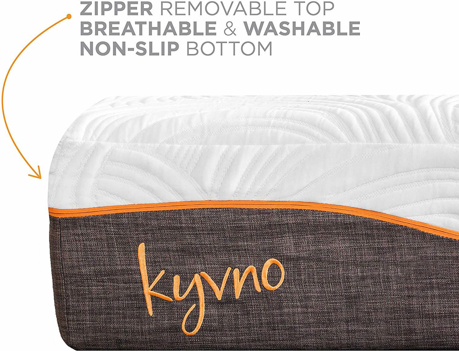 Kyvno Gel Memory Foam Reviews