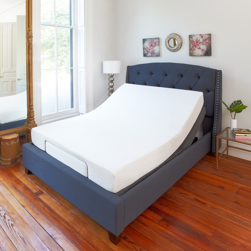 Beau Mattress Retention System Classic Brands Adjustable Bed Frame Review