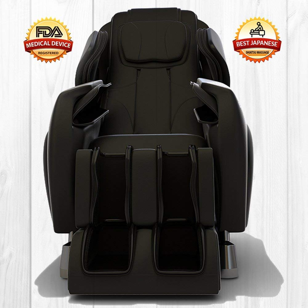 Medical Breakthrough 4 Massage Chair Recliner Review - Massage Programs