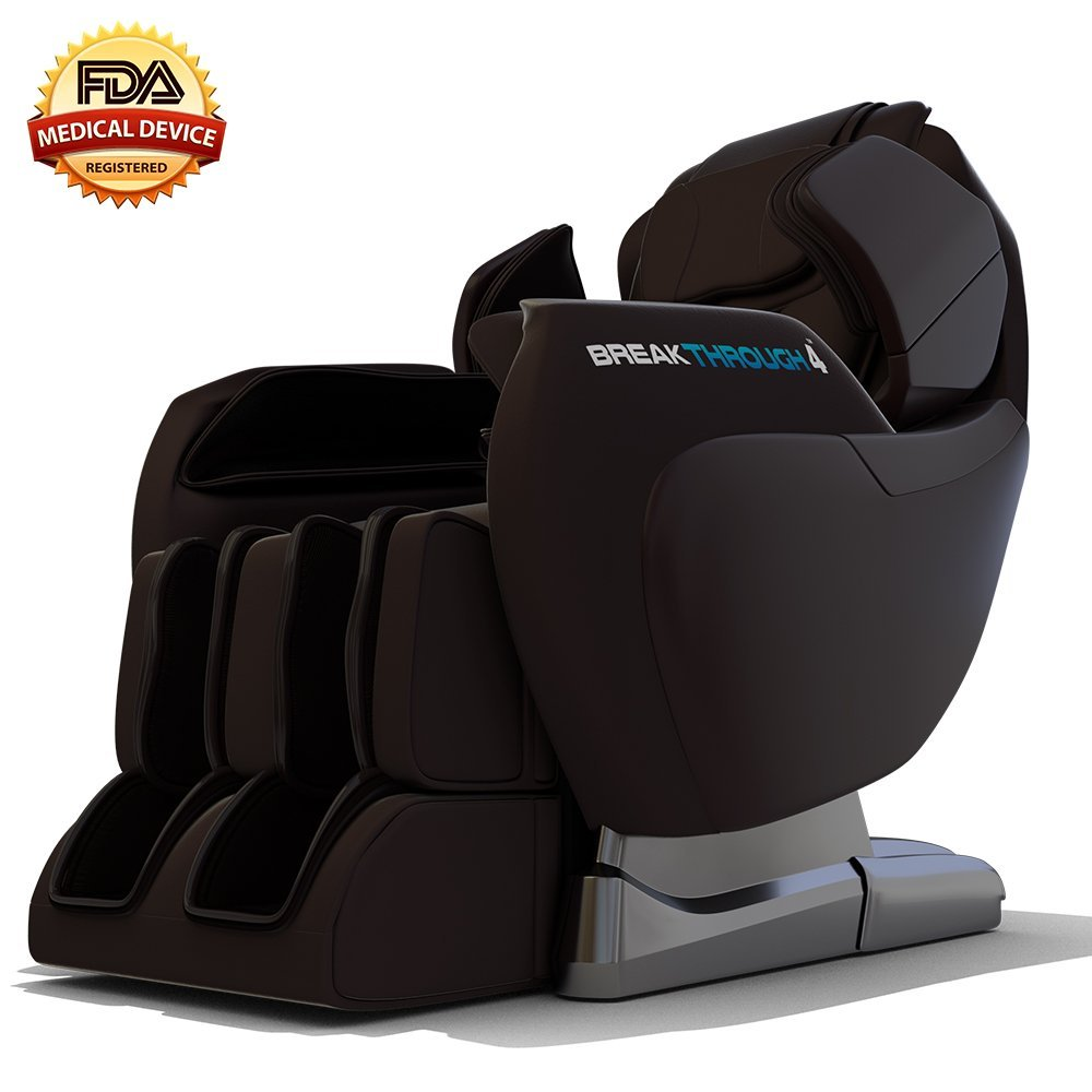 Medical Breakthrough 4 Massage Chair Recliner Review