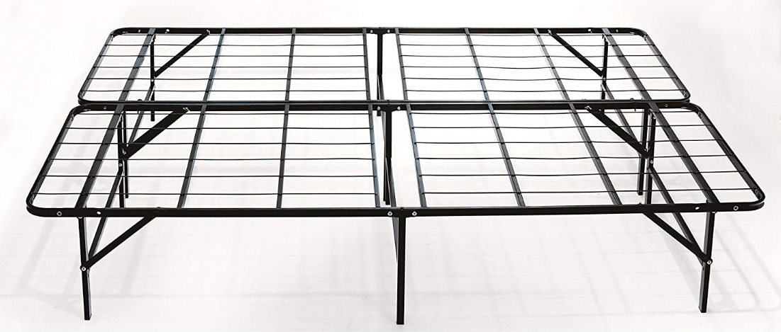 Naomi Home IdealBase Bed Frame Review - Under the Bed Storage