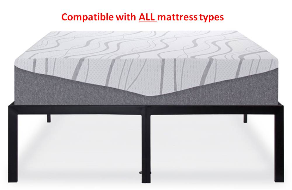 Olee Sleep Bed Frame Reviews - T3000 - Mattress Compatibility