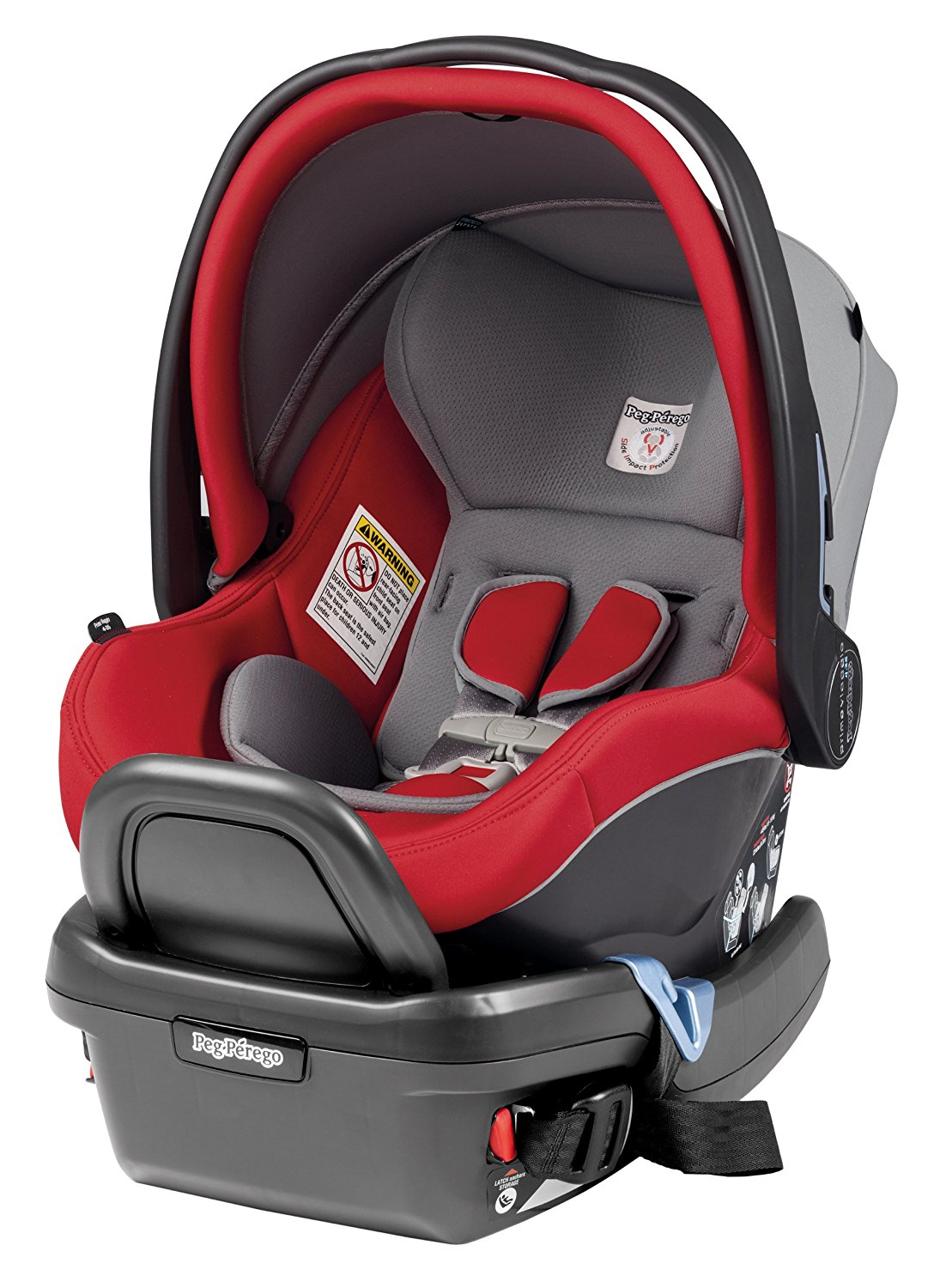 Peg Perego Primo Viaggio 4/35 Infant Car Seat with base, Tulip