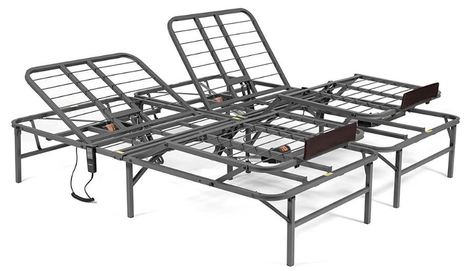 Pragma Bed Pragmatic Adjustable Bed Frame, Head and Foot