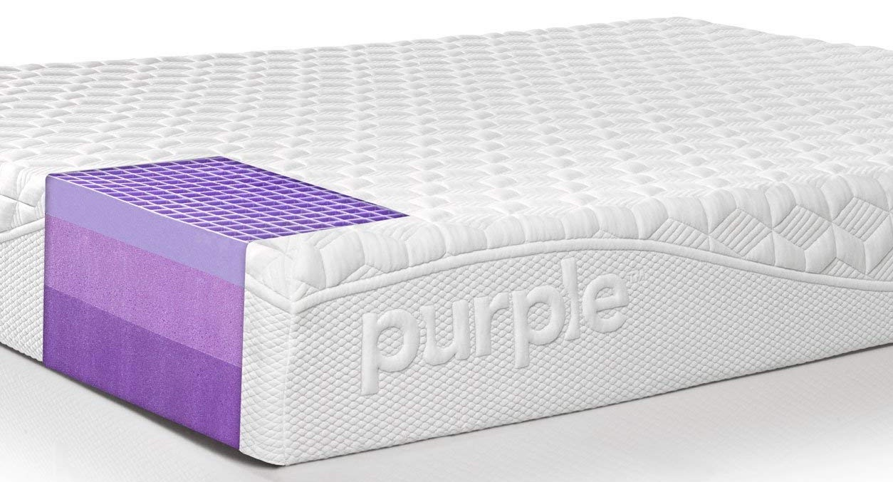 Purple Mattress Layer Construction - Tuft and Needle Vs Purple Mattress Review and Comparison