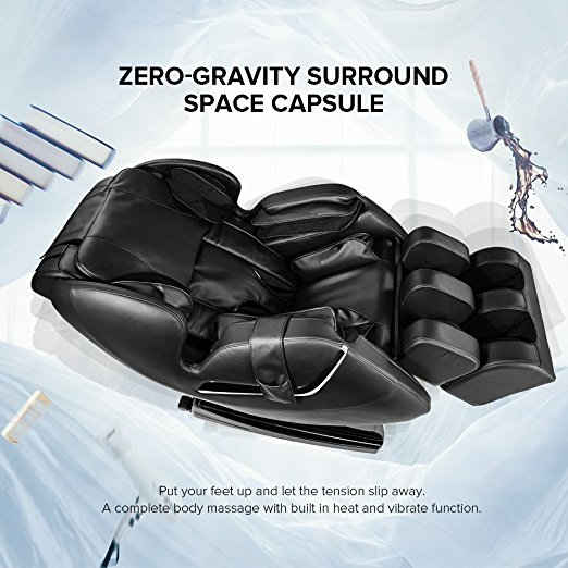 Real Relax Massage Chair Review Zero Gravity