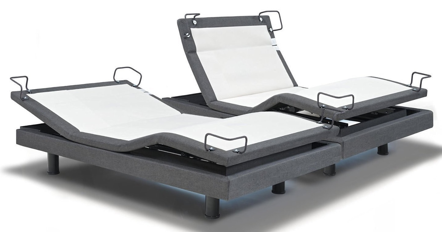 Split King Adjustable Beds Reviews - Reverie 8Q