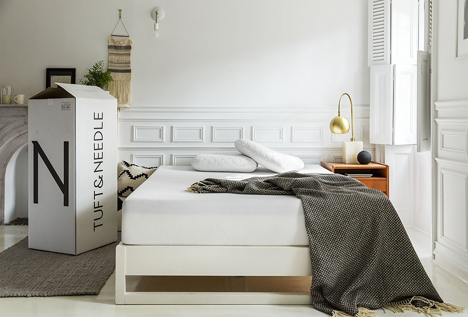 Tuft and Needle Memory Foam Mattress Review