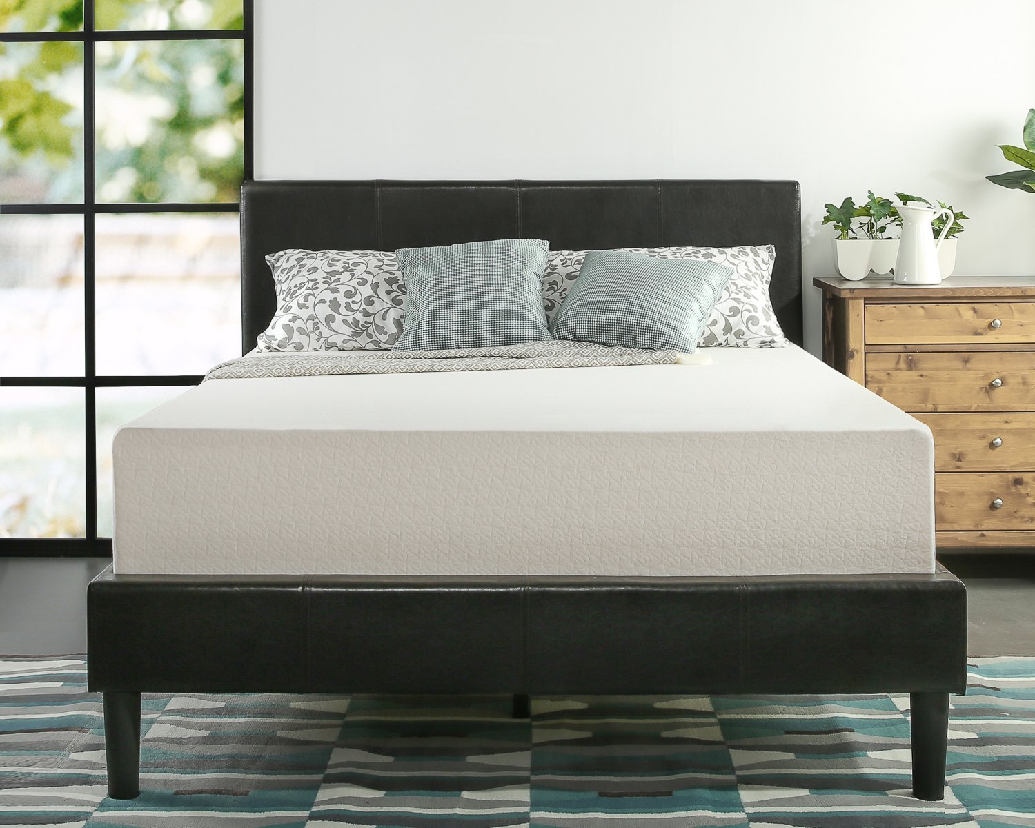 Zinus Memory Foam Mattress Reviews
