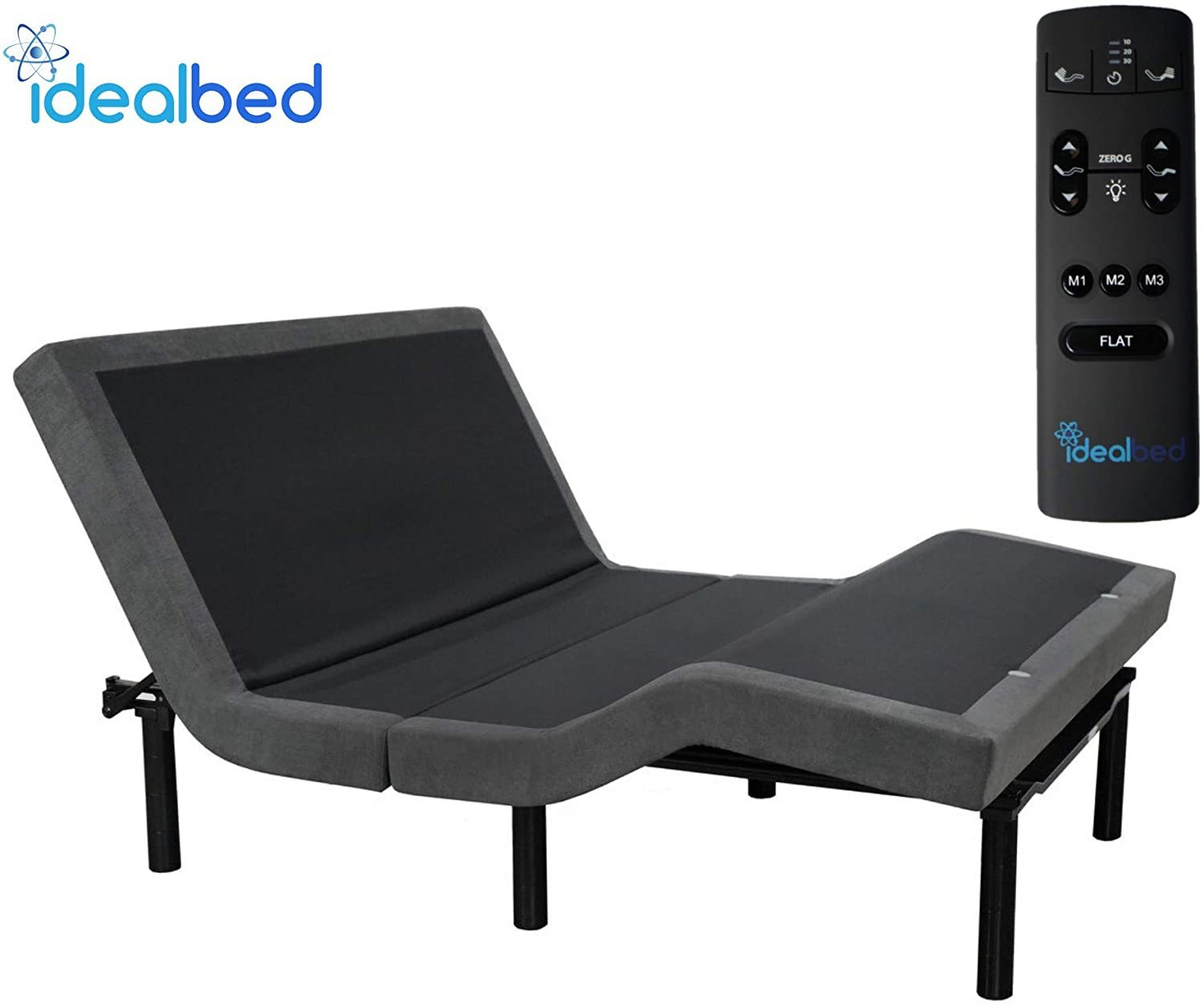 iDealBed 5i Review - Remote Control